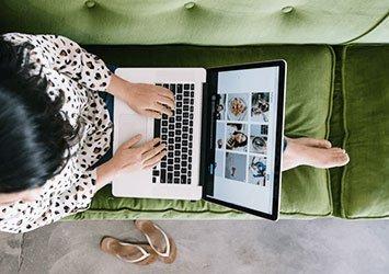 Remote Internship - working from home