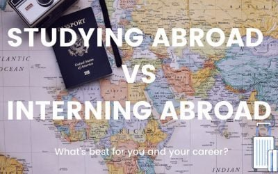 International Experience: Studying Abroad or Interning Abroad?