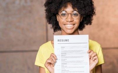 CV Templates: The Basics of a Professional CV